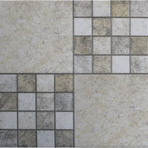 ms international valencia beige 18 in x 18 in glazed ceramic floor and wall tile 24 97 sq ft