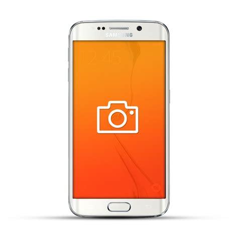 Kacalensaring Kamera Belakang Samsung S6 Edge samsung galaxy s6 edge reparatur kamera service4handys