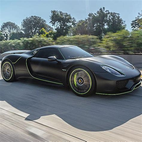 porsche 918 spyder black 17 best images about porsche 918 spyder on