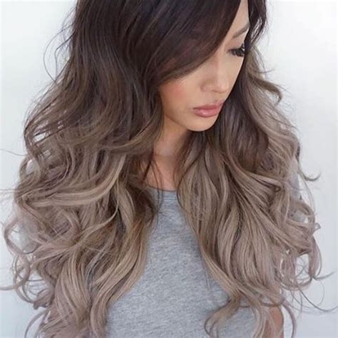everyday hairstyles blonde ash ombre obsessions on a wednesday salontwosixsix info