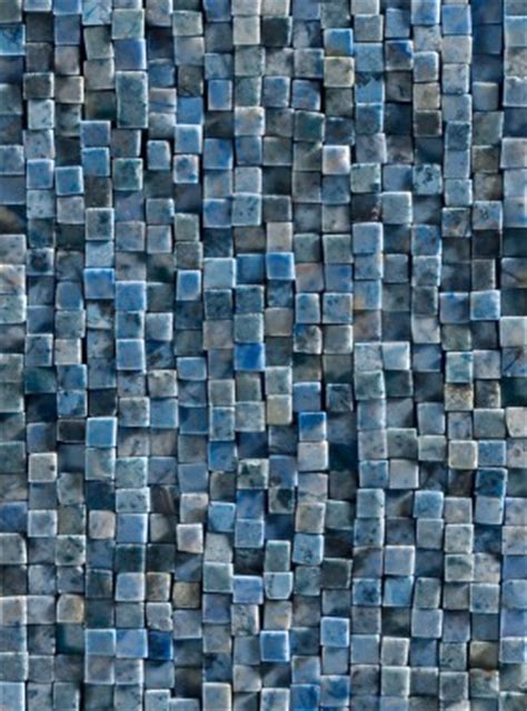Mosaik Fliesen Tapete by Vliestapete Mosaik Blau Grau Steinwand Fliesen Optik 200 X