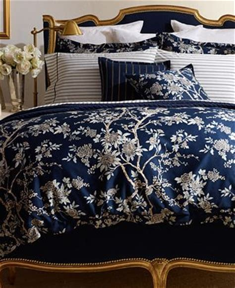 blue and white comforter ralph lauren ralph lauren bedding deauville collection blue white