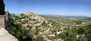 Lavender Labyrinth gordes the heart of provence the luberon hiking