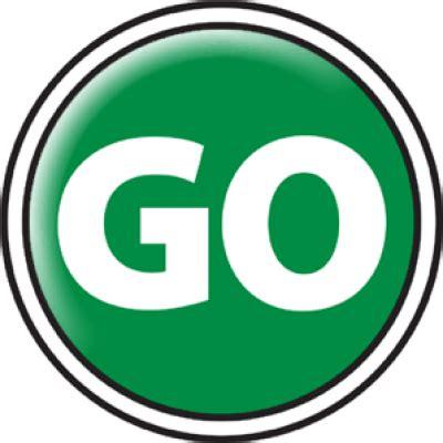 Go! - Smyrna International Church Go Sign Clip Art