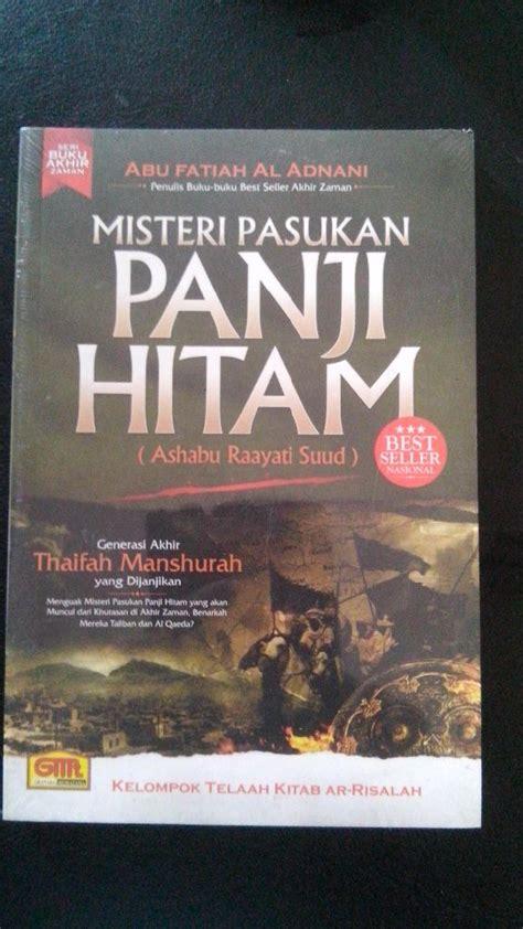 Pasukan Panji Hitam resensi buku misteri pasukan panji hitam eramuslim