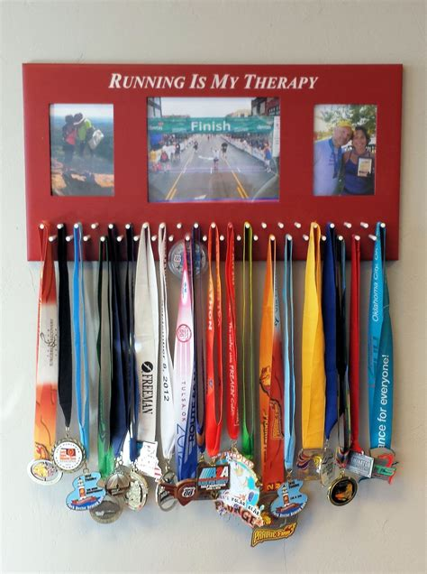 medal rack displays