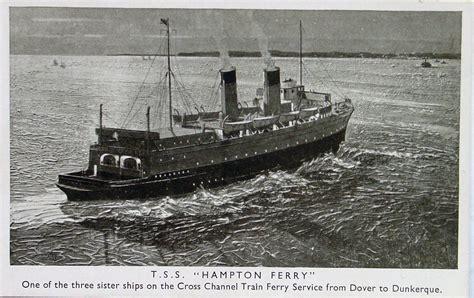boat train english channel captain h len payne commodore of the british rail fleet
