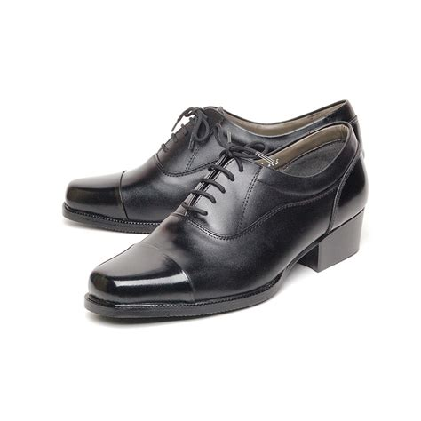best mens oxford shoes s cap top black leather open lacing oxford shoes