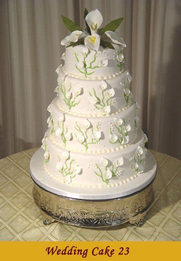 Longorias 40000 Wedding Cake by S Dazzling Desserts Wheeling Il Wedding Cake