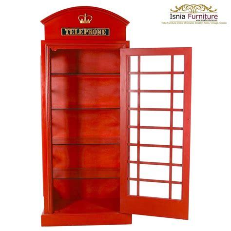Lemari Telephone lemari telephone inggris murah lemari hias vintage klasik