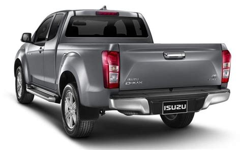 isuzu jeep 2017 updated isuzu d max pricing specifications and pictures