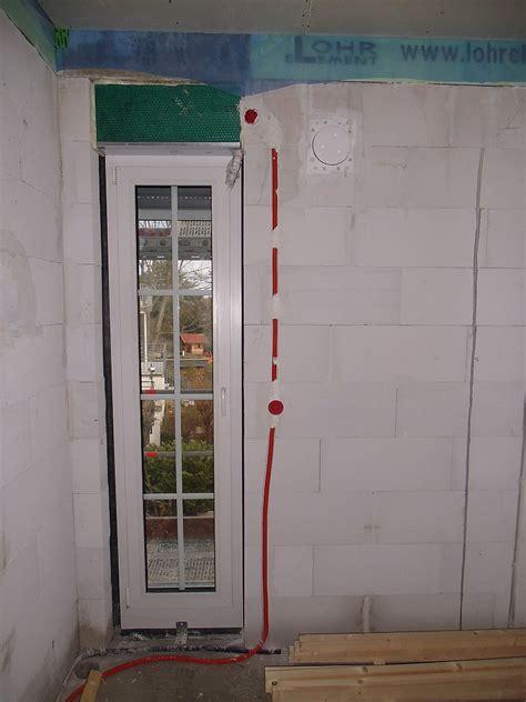 elektrische rolläden zeitschaltuhr nachrüsten vorbereitungen f 252 r elektrische rolll 228 den 187 wir bauen mit