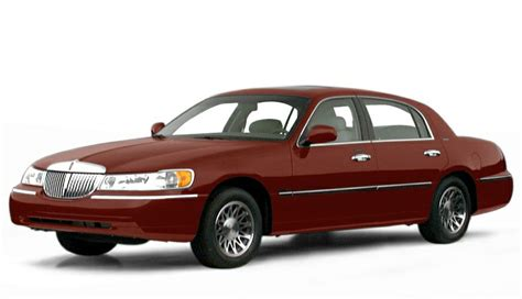 value of 2000 lincoln town car 2000 lincoln town car signature 4dr sedan pictures