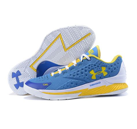 Armour Stephen Churry Low Blue armour clutchfit drive low stephen curry shoes blue