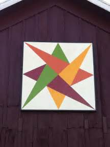 barn quilt quilt on a barn