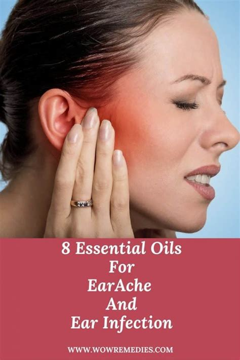 essential oils for ear infection 8 best essential oils for earache or ear infection detailed recipes