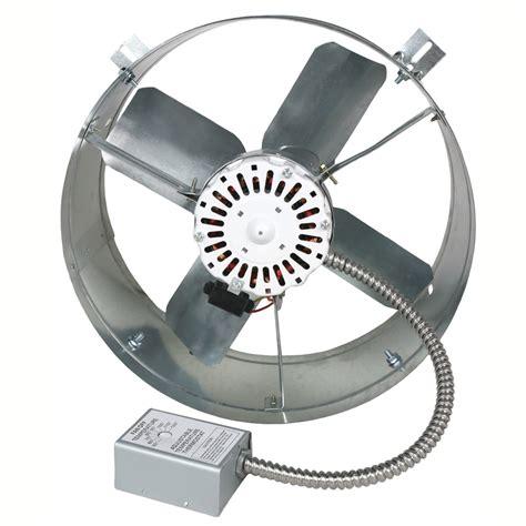 Bathroom Exhaust Fan High Power 1650 Cfm Lifetime Warranty Gable Mount Power Attic Vent
