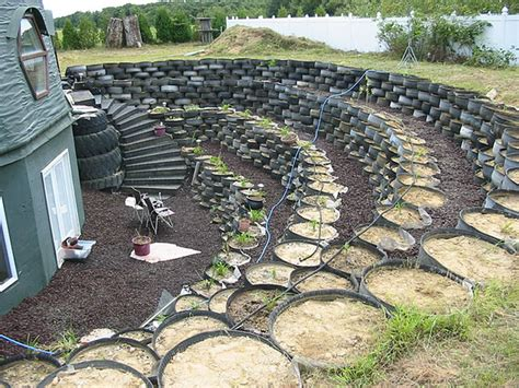 Tire Garden by Island Green Dome Is The World S Largest Wooden