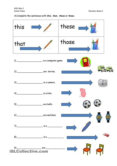 teach children esl free esl resources for those who this that these those english for kids pinterest