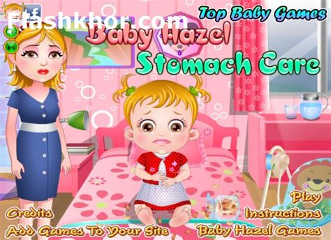 didi baby hazel www baby hazel spiele kostenlos magen pflege doktorspiele