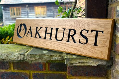 house plaques luxury wooden house signs makemesomethingspecial co uk