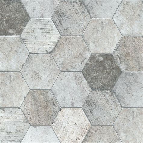 1 Hexagon Shaped Floor Tiles - 70 best rustic traditional tiles images on