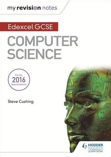 my revision notes edexcel edexcel gcse computer science my revision notes 2e new book 9781471886621 ebay