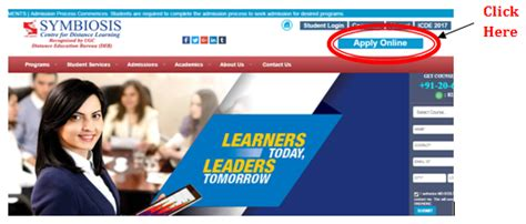 Scdl Mba Symbosis by Scdl Announces Admission To Post Graduate Courses In