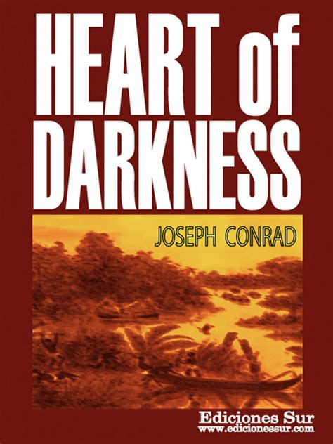 libro the beauty of darkness heart of darkness joseph conrad ediciones sur