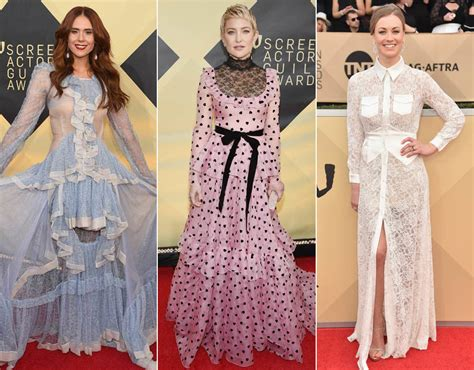 Worst Fashion At The Sag Awards by Sag Awards 2018 Worst Dressed Did Kate Hudson And These