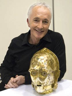 anthony daniels to be strong star wars veteran anthony daniels aka c 3po finds the