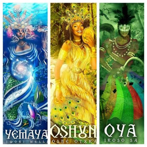 yoruba tattoo prices orisha yemaya oshun and oya neo spirituality