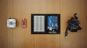 tutorial arduino servo motor arduino tutorial stepper motor with easydriver