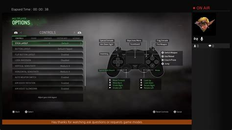 ps4 layout youtube call of duty modern warfare remastered how to split screen