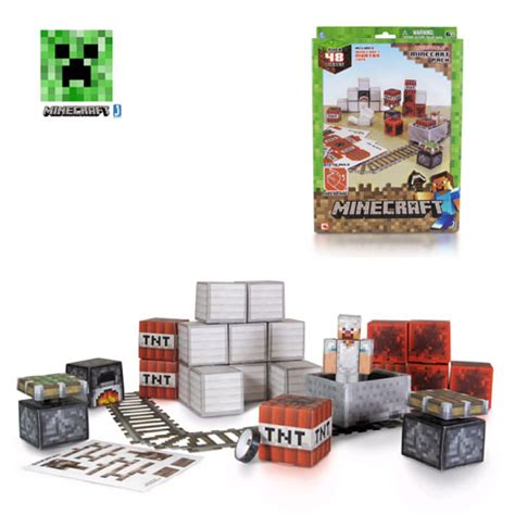 Minecraft Papercraft Set - bbcw distributors temporarily out of stock minecraft