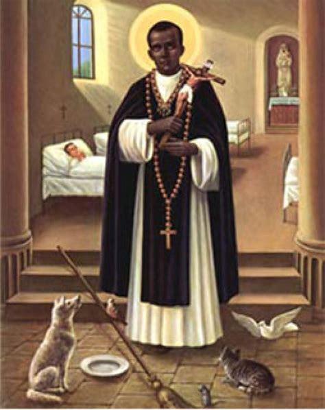 catholic st etheldredasplace st martin de porres and the animals