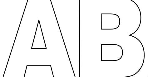 moldes de letras grandes para imprimir moldes de letras do alfabeto em tamanho grande para
