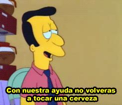 imagenes gif los simpson the simpsons gif find share on giphy