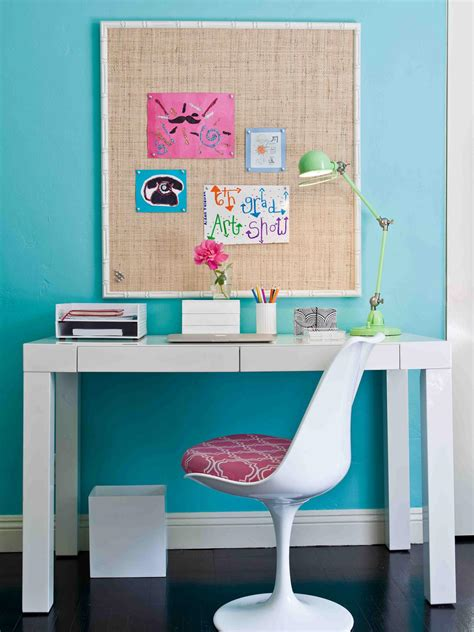 teenage girl bedroom desks photo page hgtv