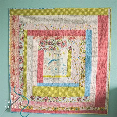 Baby Elephant Quilt by Baby Elephant Quilt Fabric Relish Babyq