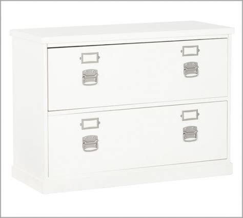 Bedford Lateral File Cabinet Home Office Filing Organization Pretty Neat Living
