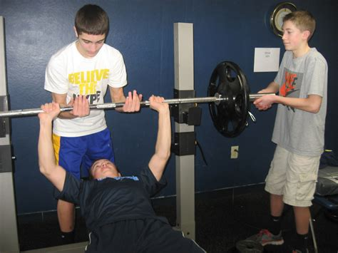 Boy Weight Room by Lighthouse Christian Middle School Electives