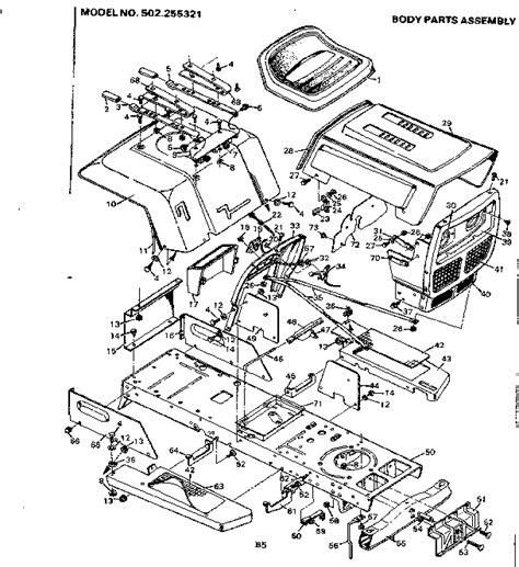 craftsman lawn tractor wiring diagram sears craftsman lawn mower wiring diagrams get free image about wiring diagram