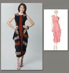 vogue patterns 1234 misses dress sewing pattern