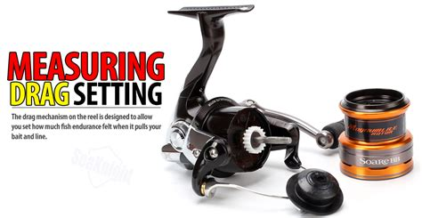 ultra light fishing reel how to measure your reel drag setting for ultralight