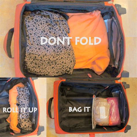 Packing My Bags by Don T Fold Your Clothes Image Source Flickr