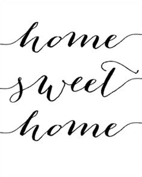 free printable fonts no download home sweet home free printable printables fonts