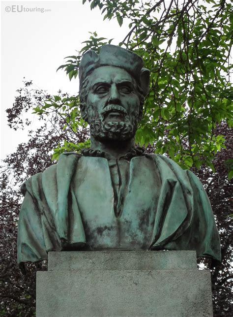 jacques cartier statue  leon drivier  paris