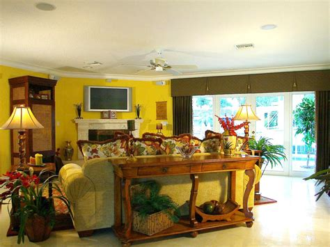 tropical decor photos hgtv