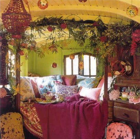 gypsy bedroom decor dishfunctional designs dreamy bohemian bedrooms how to